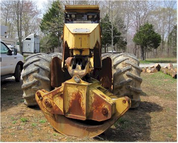 2001 John Deerer 648G Log Skidder for Sale